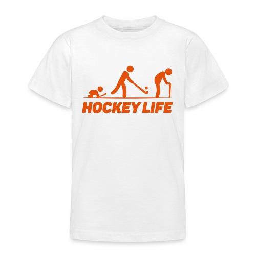 Hockey Life - T-shirt Ado