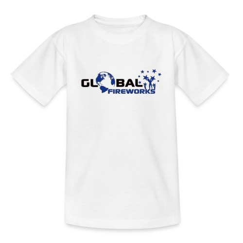 Global Fireworks - Teenager T-Shirt