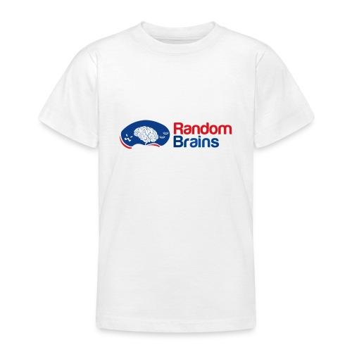 RandomBrains - Camiseta adolescente