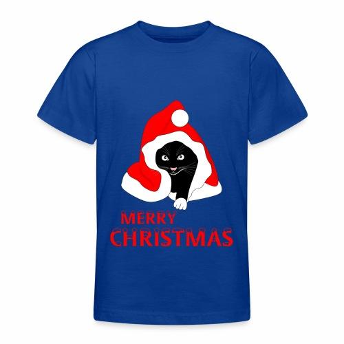 Merry Christmas - Teenage T-Shirt