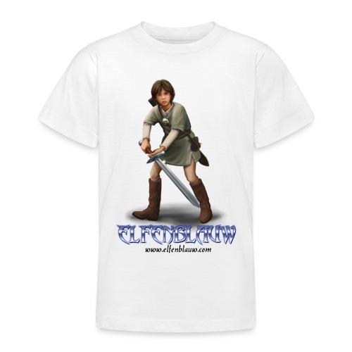 Elfenblauw Sander - Teenager T-shirt