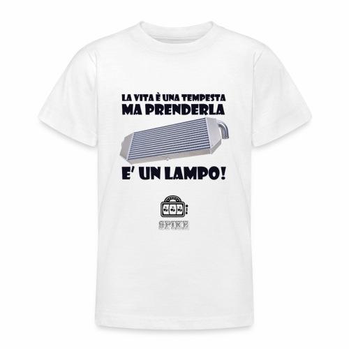 INTERCOOLER (nero) - Maglietta per ragazzi