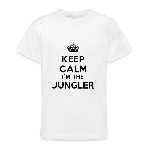 Keep calm I'm the Jungler - T-shirt Ado