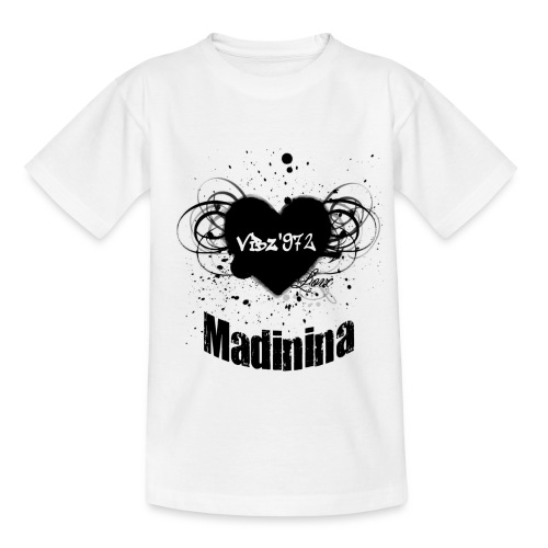 love mada2 - T-shirt Ado