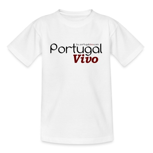 Portugal Vivo - T-shirt Ado