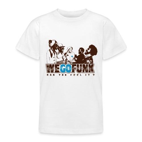 Logo Wegofunk - T-shirt Ado