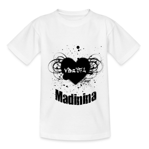 love mada2 - T-shirt Ado