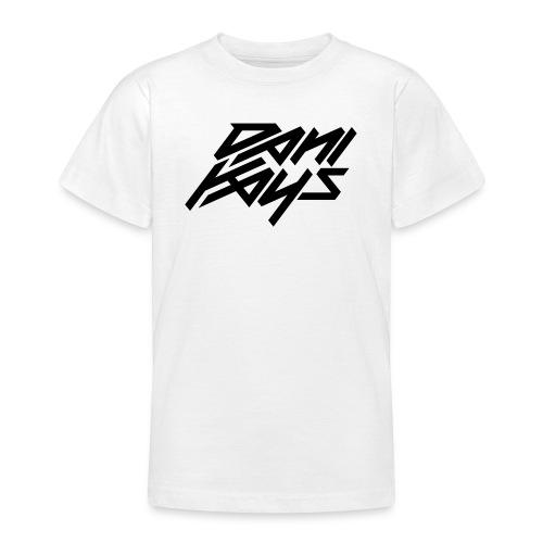 Dani Kays Black - T-shirt tonåring