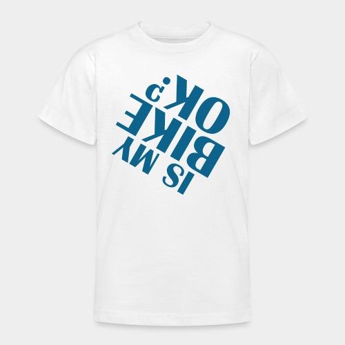 accident de vélo chute - T-shirt Ado