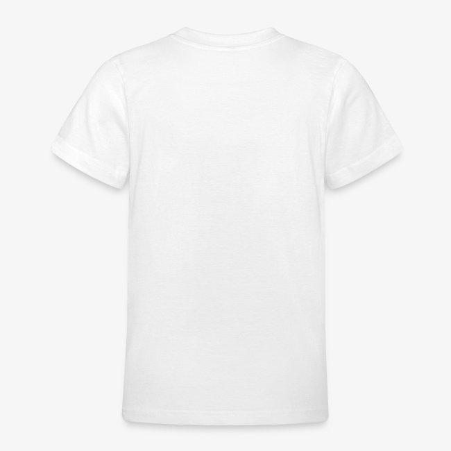 Vorschau: Pixel Horse brown - Teenager T-Shirt