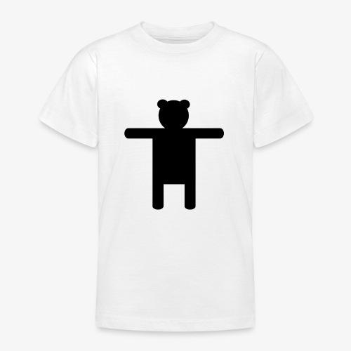 Ippis Entertainment, Black - Nuorten t-paita
