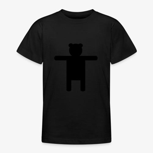 Epic Ippis Entertainment logo desing, black. - Teenage T-Shirt