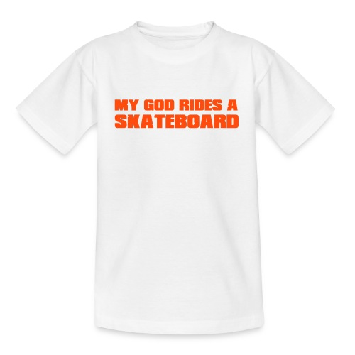 skateboard - T-shirt Ado