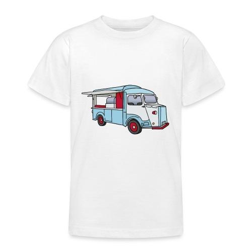 Imbisswagen Foodtruck c - Teenager T-Shirt