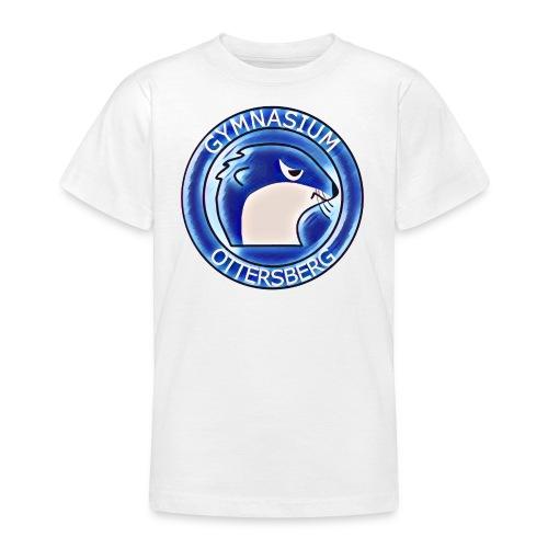 Blue Otter - Teenager T-Shirt