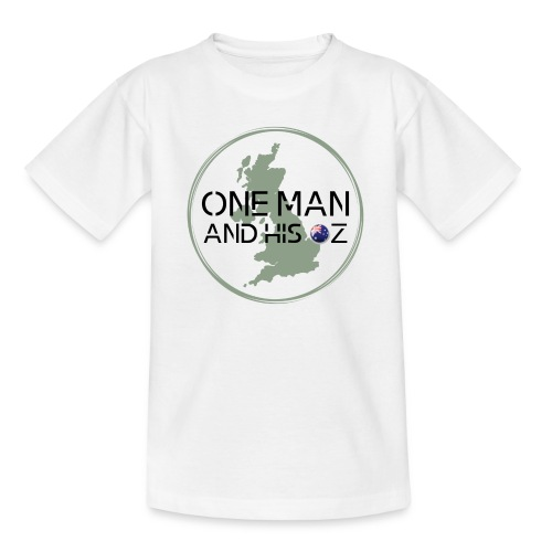 One Man and his Oz Logo - Teenage T-Shirt
