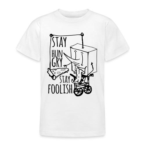 stay hungry stay foolish - Maglietta per ragazzi
