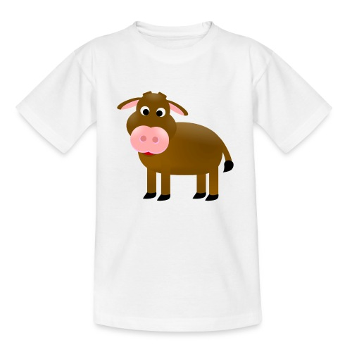 Cow - Teenager T-Shirt