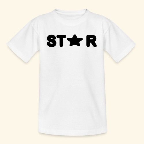 Star of Stars - Teenage T-Shirt
