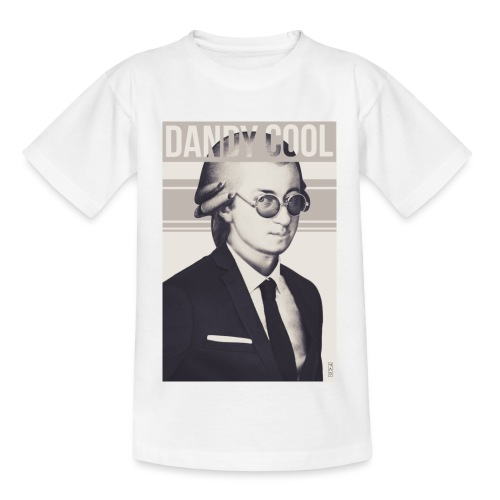 MOZART DANDY COOL - T-shirt Ado