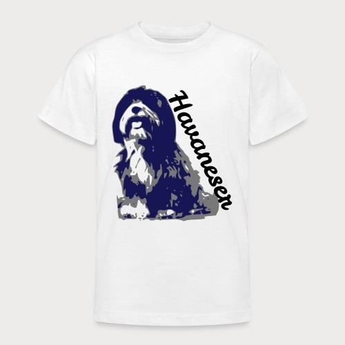 havaneser - Teenager T-Shirt