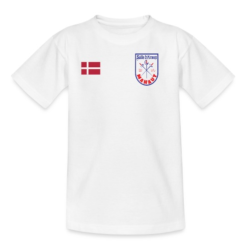 logo jpg - Teenager-T-shirt