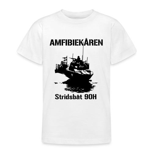 Amfibiekåren - Stridsbåt 90H - T-shirt tonåring