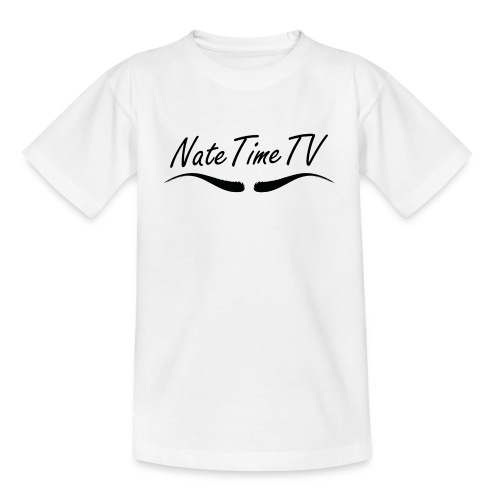 NateTimeTv - Teenage T-Shirt