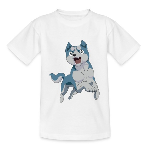 ginga weed - Teenage T-Shirt