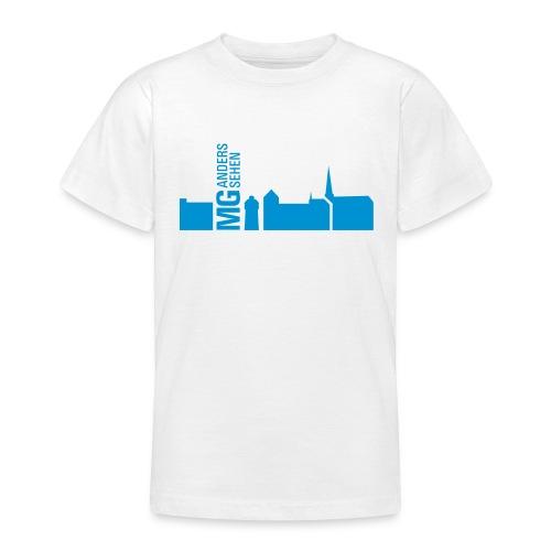 MG anders sehen Logo - Teenager T-Shirt