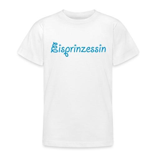 Eisprinzessin, Ski Shirt, T-Shirt für Apres Ski - Teenager T-Shirt