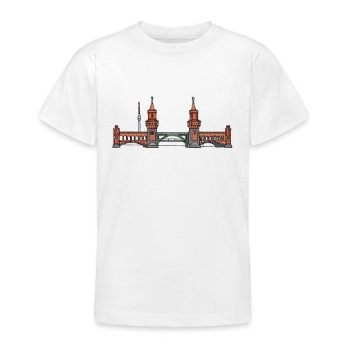 Oberbaumbrücke BERLIN - Teenager T-Shirt