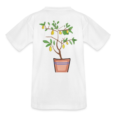 Lemon tree - Nuorten t-paita
