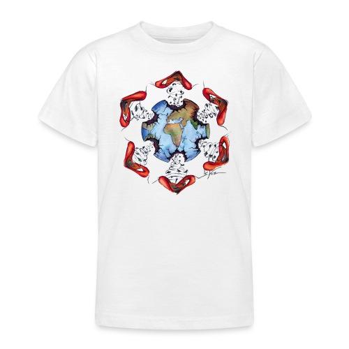 Égoïsme de l'être humain - T-shirt Ado