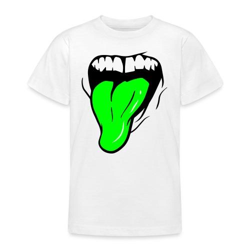 MUND + ZUNGE - Teenager T-Shirt