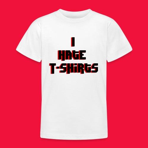 Ironic top - Teenage T-Shirt