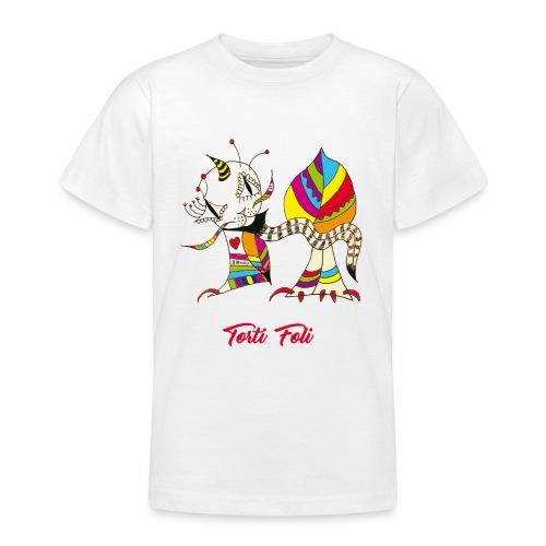 Torti Foli - T-shirt Ado