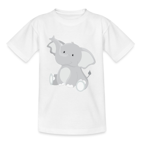 ELEFANT - Teenager T-Shirt