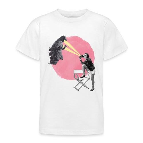 cine vintage - Camiseta adolescente