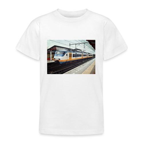 Sprinter in Almere Parkwijk - Teenager T-shirt