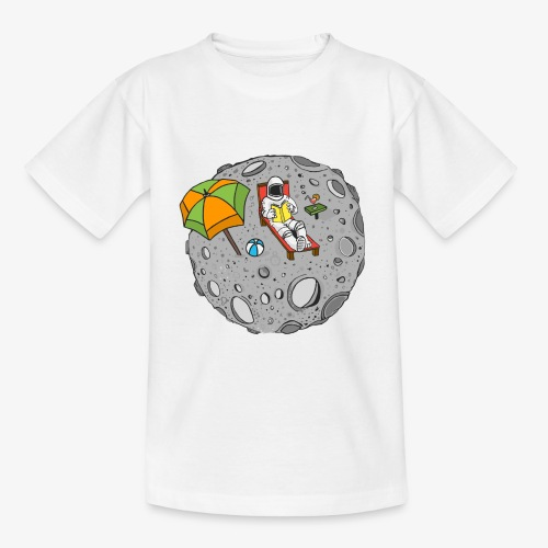 To the Moon - T-shirt Ado