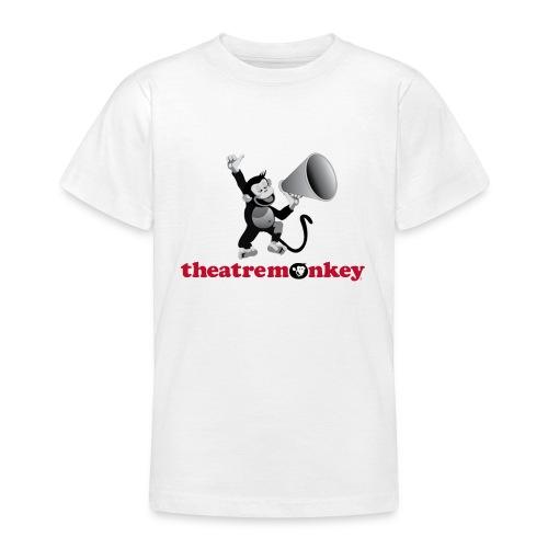 Sammy Says It Loud - Teenage T-Shirt