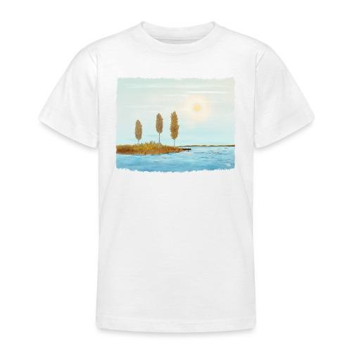 Herfst kleuren in Lapland - T-shirt Ado