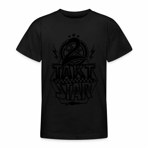 2-Takt-Star / Zweitakt-Star - Teenage T-Shirt