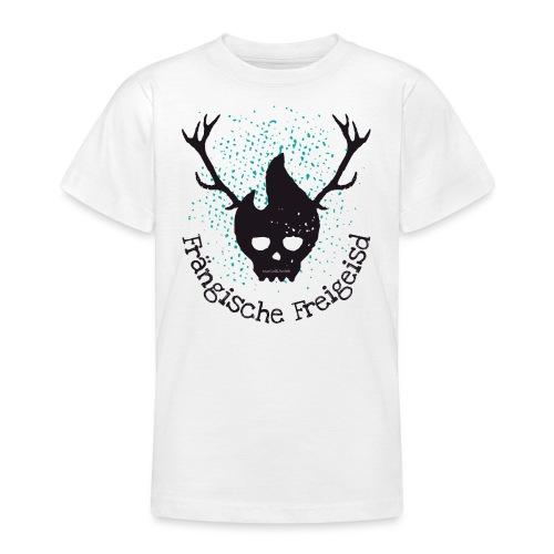 Frängische Freigeisd - Teenager T-Shirt