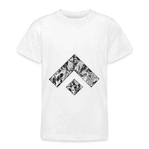 Logo Design - Camiseta adolescente