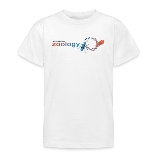 Integrative Zoology Department Logo (bright) - Teenage T-Shirt
