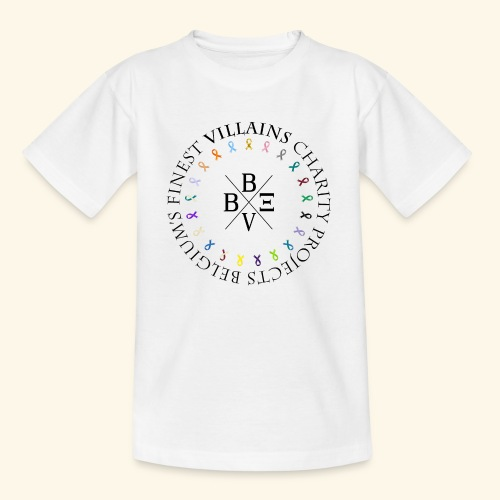 BVBE Charity Projects - Teenage T-Shirt