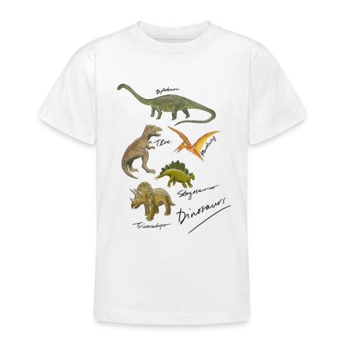 Dinosaurs - Teenage T-Shirt