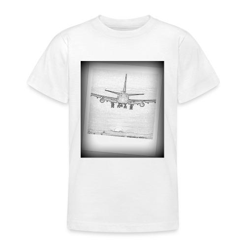 747 - Camiseta adolescente